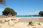 Nový Zéland - Abel Tasman National Park: Mosquito Bay