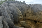 Nový Zéland - Pancake Rocks