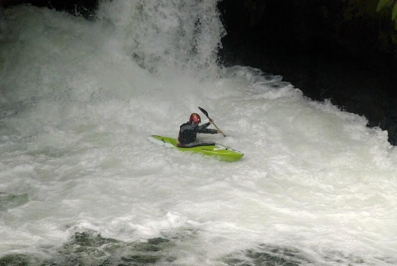 Nový Zéland - Rotorua: Řeka Kaituna